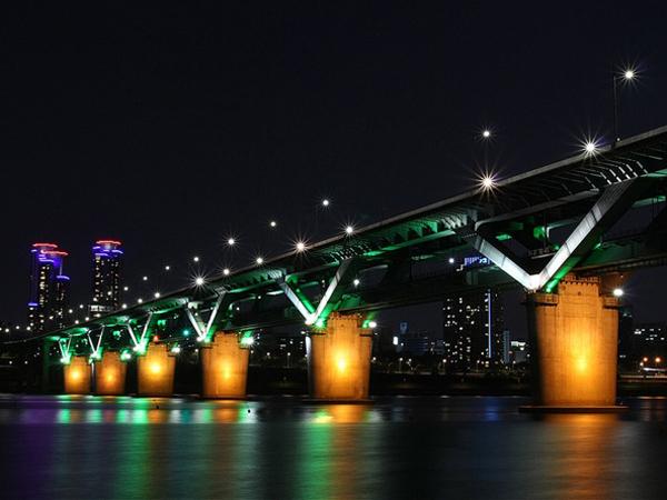 Dari Gangnam Boulevard Hingga Mapo Bridge, Intip Lokasi Syuting 'The Avengers: Age of Ultron' Di Seoul