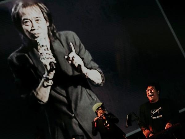 Chrisye 'Hidup' Kembali di Java Jazz Festival 2020