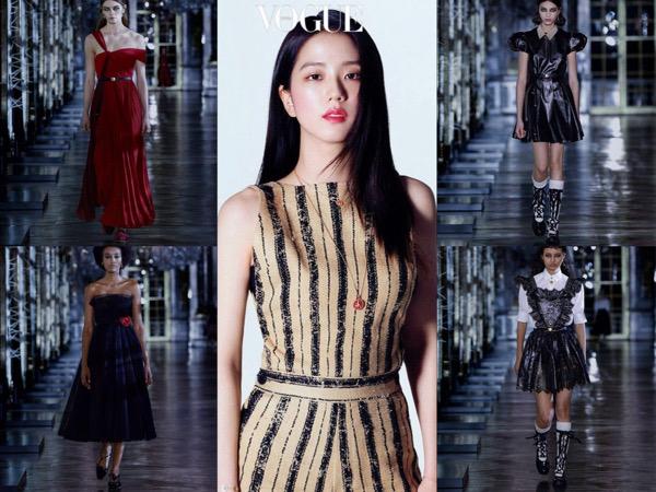 Intip Koleksi Terbaru Dior yang Terinspirasi Jisoo BLACKPINK