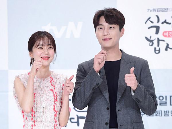 Janji Menggiurkan Doojoon Highlight dan Baek Jin Hee Jika 'Let's Eat 3' Dapat Rating Tinggi