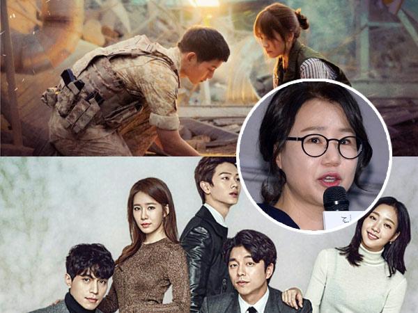 Penulis 'Descendants of the Sun' dan 'Goblin' Siap Luncurkan Karya Terbaru, Drama Apa?