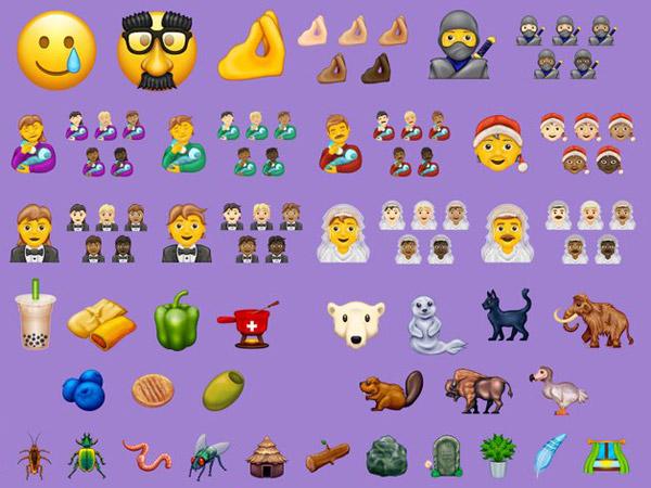 Ratusan Emoji Baru Siap Rilis Tahun Ini Termasuk Simbol Transgender