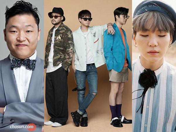 Terungkap PSY Hingga Suga BTS Ikut Kolaborasi di Lagu Hits Epik High