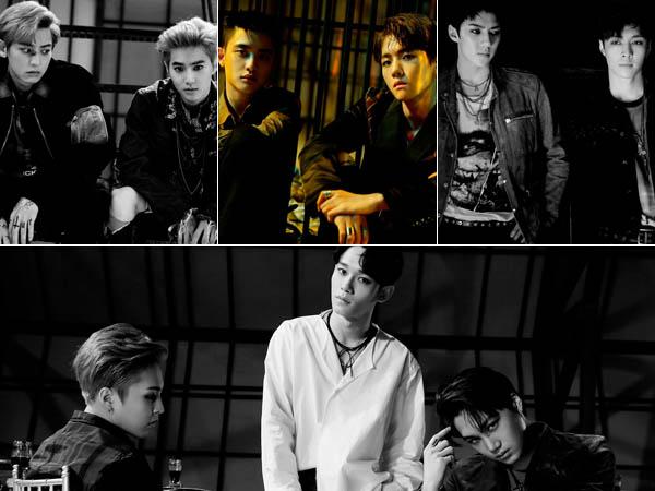 Demi Wanita, EXO Kembali Tunjukan Aksi 'Perang' di MV 'Lotto'