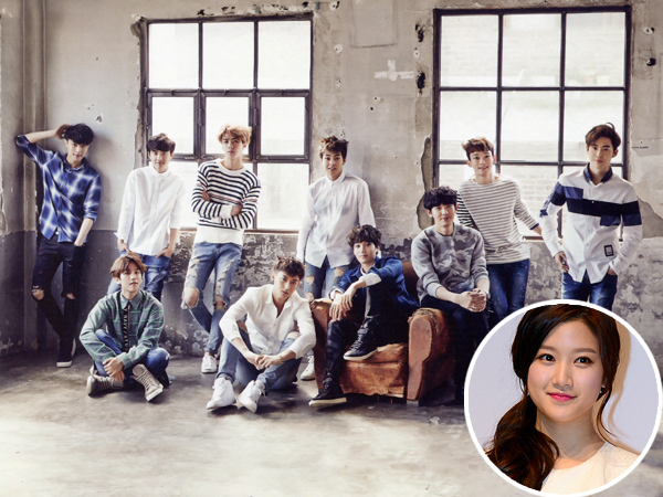 EXO Siap Akting Jadi Tetangga Ganteng Moon Ga Young Lewat 'EXO Next Door'