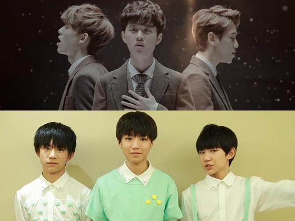 Netizen Tuduh Grup Idola Asal Cina Ini Tiru Konsep Video Musik EXO