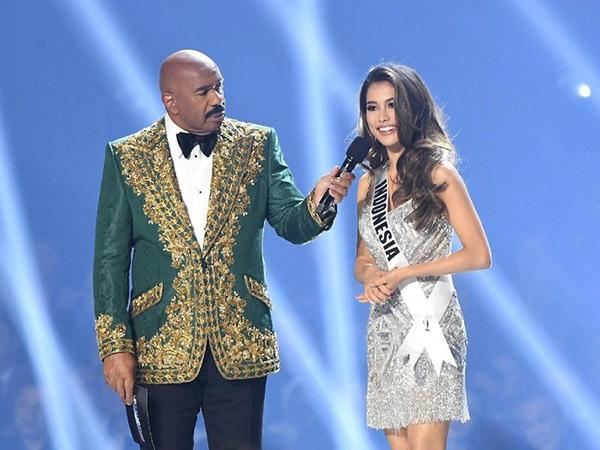Tembus 10 Besar, Puteri Indonesia Frederika Cull Cetak Sejarah di Miss Universe