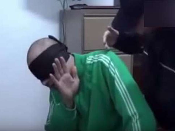 Video Anak Muammar Gaddafi Disiksa Di Penjara Beredar Luas