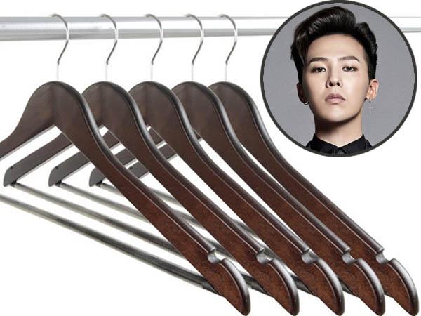 Kreatif, Gantungan Baju Ini Berbentuk Kepala Artis Korea!