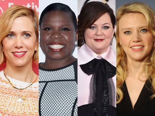 Para Aktris Komedi Top Ini Akan Hadir di Film Reboot 'Ghosbusters'?