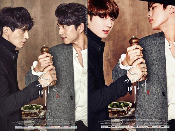 Mulai Rambah K-Pop, Kemunculan Poster Drama 'Goblin' Versi Infinite dan BTS Bikin Heboh Fans