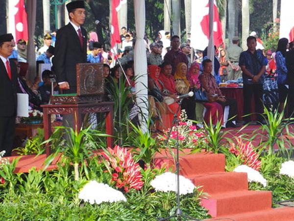 Upacara Kemerdekaan RI di Istana Negara Disiarkan Dengan Teknologi 360 Derajat