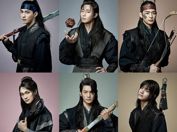 Park Seo Joon Hingga V BTS, Kenalan dengan Para Ksatria Tampan di Drama 'Hwarang' Yuk!
