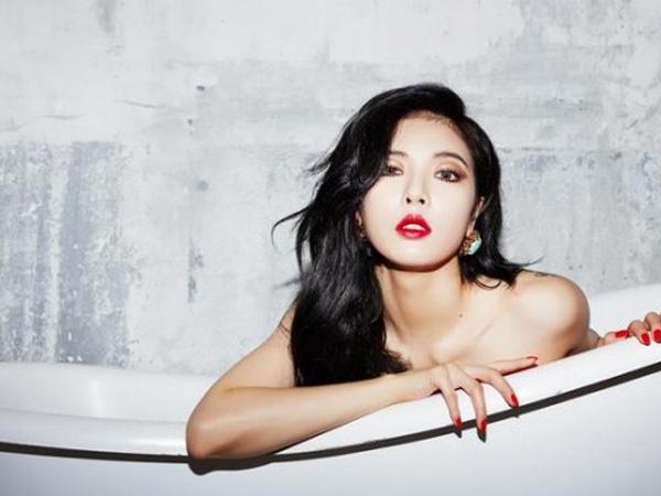 Rilis Teaser Comeback, HyunA Goda Fans dengan Pose Sensualnya