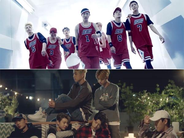 Resmi Debut, Tengok Aksi Enerjik dan Sisi Mellow iKON di MV 'Rhythm TA' dan 'Airplane'
