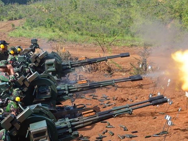 Insiden Meriam Giant Bow Tewaskan 4 TNI Saat Latihan
