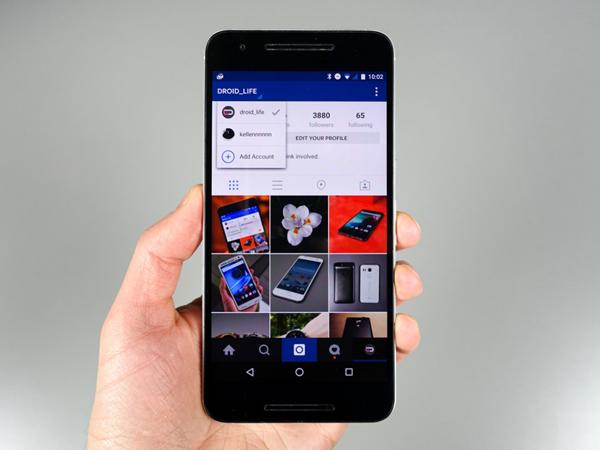 Ditunggu-tunggu, Akhirnya Instagram Bisa Dipakai untuk Banyak Akun!