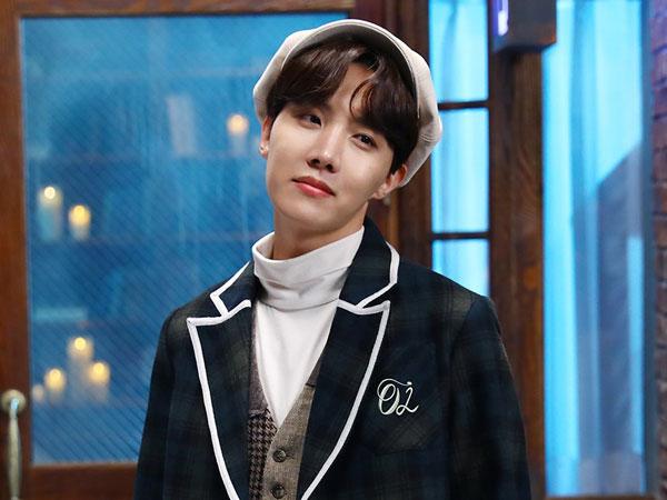J-Hope BTS Kembali Berdonasi untuk Bantu Anak-anak yang Membutuhkan