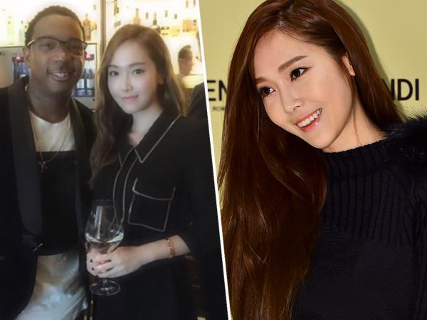 Duet Bareng Rapper Amerika, Jessica Jung Siap Bersolo Karir?
