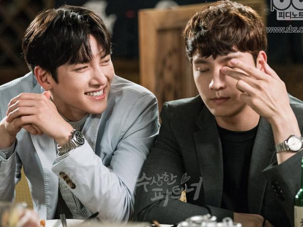 Lucunya, Aksi Aegyo Ji Chang Wook dan Choi Tae Joon di Balik Layar 'Suspicious Partner'