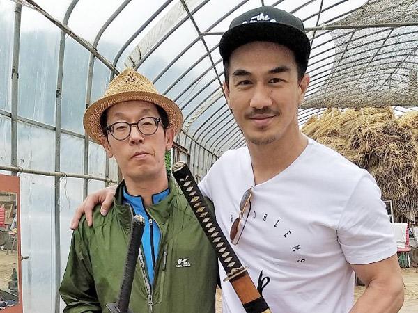 Ini Peran Joe Taslim Dalam Film Korea Pertamanya 'Swordsman'