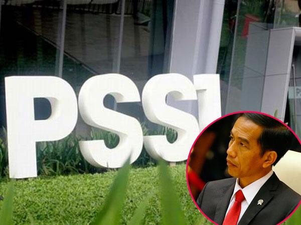 Marah Besar Saat Rapat Terbatas Bersama PSSI, Apa Alasan Presiden Jokowi?
