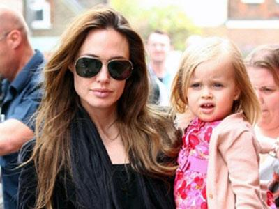 Duet Ibu & Anak Angelina Jolie & Vivienne Dalam 'Maleficient'