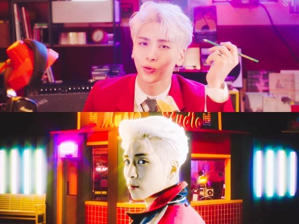 Resmi Rilis, Jonghyun SHINee Makin Bersinar di MV Comeback Terakhir 'Shinin'