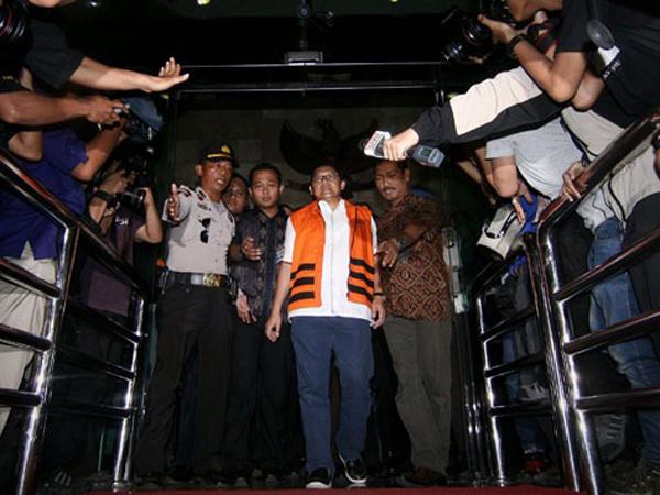 Sering Tangkap Tersangka Kasus Korupsi di Hari Jumat, KPK Punya Istilah 'Jumat Keramat'