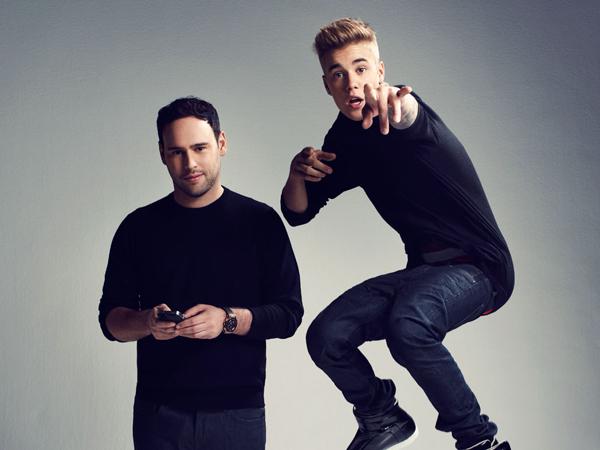 Scooter Braun Akui Sempat Ingin Tinggalkan Justin Bieber Tahun Lalu