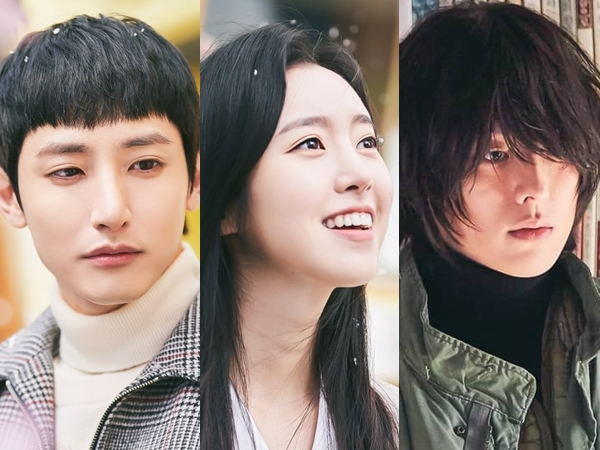 Gambaran Cinta Segitiga Jang Ki Yong, Jin Se Yeon, dan Lee Soo Hyuk di Drama Born Again