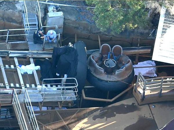 Mengerikan, Pengunjung Tewas Saat Naik Wahana Arung Jeram di Dreamworld Australia!