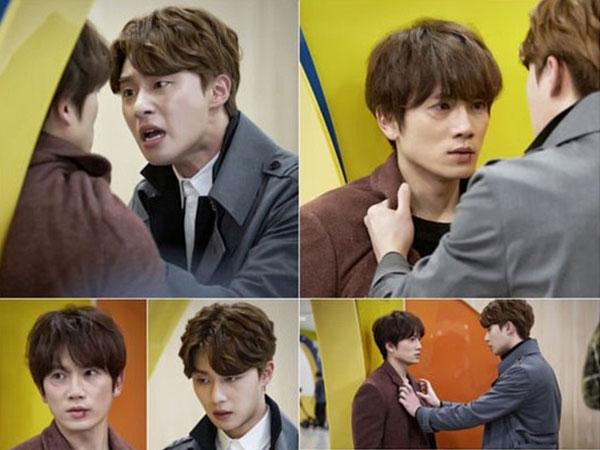 Ji Sung dan Park Seo Jun Terlibat Konflik Panas Dalam 'Kill Me Heal Me' ?