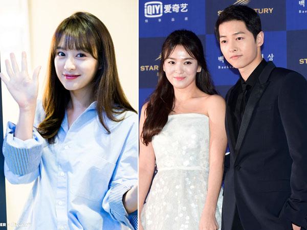Iri dengan Song Song Couple, Kim Ji Won Ingin Ketemu Jodoh di Lokasi Syuting?