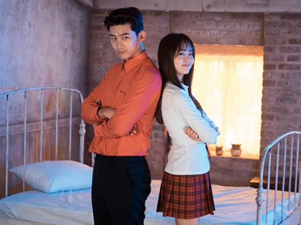 Apa yang Buat Kim So Hyun Bersyukur Bertemu Taecyeon 2PM di 'Let's Fight Ghost'?