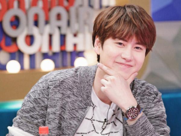 Kondisi Membaik, Kyuhyun Super Junior Siap Kembali ke 'Radio Star'