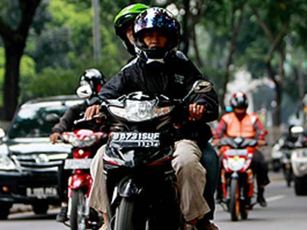 Revisi Pelarangan Motor di Medan Merdeka Barat-Thamrin, DKI Siapkan Rambu Baru
