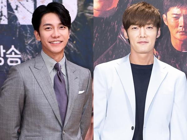 Lee Seung Gi dan Choi Jin Hyuk Diincar Jadi Pemeran Utama Drama Psikopat