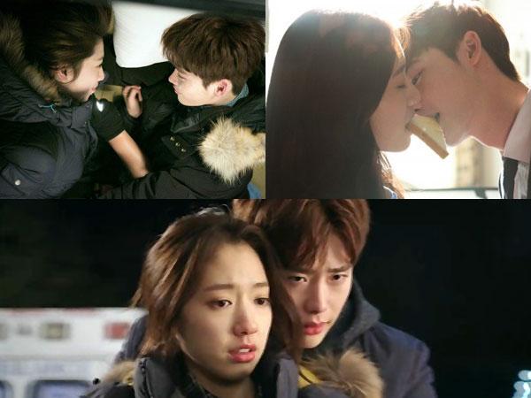 Intip Enam Adegan Paling Romantis Dalam SBS 'Pinocchio' Yuk!