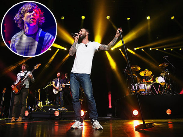 Terjerat Kasus Narkoba, Member Maroon 5 Ditangkap dan Dijerat Hukuman
