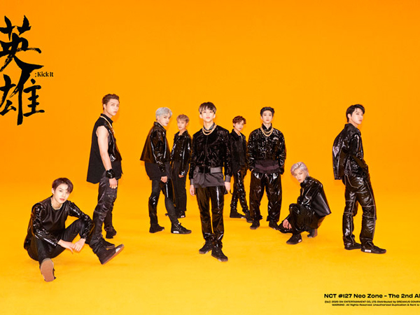 NCT 127 Pecahkan Rekor Penjualan Album Sebanyak 530.000 Sebelum Dirilis