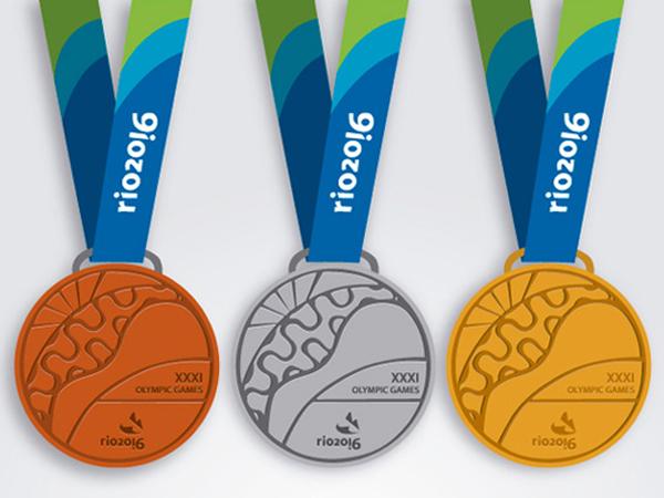 Ini Peringkat Perolehan Medali Olimpiade Rio 2016, Bagaimana Dengan Indonesia?