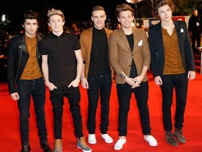 One Direction Akan Tampil Berbeda, Lebih Rock Dalam Album Ketiganya!