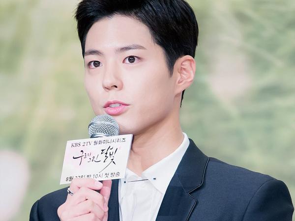 Populer Berkat Peran Choi Taek, Ini Tanggapan Bijak Park Bo Gum Soal 'Kutukan Reply'