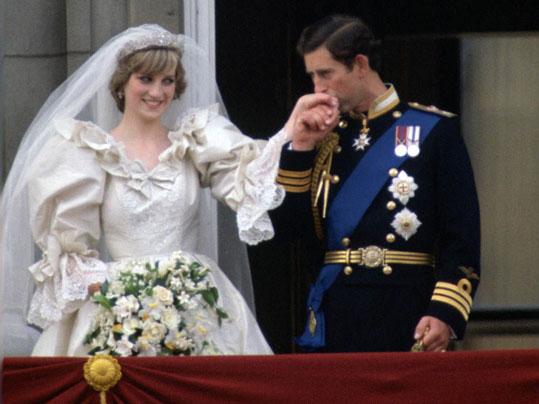 Ternyata Putri Diana Sembunyikan Hal Ini Selama Upacara Pernikahannya dengan Pangeran Charles