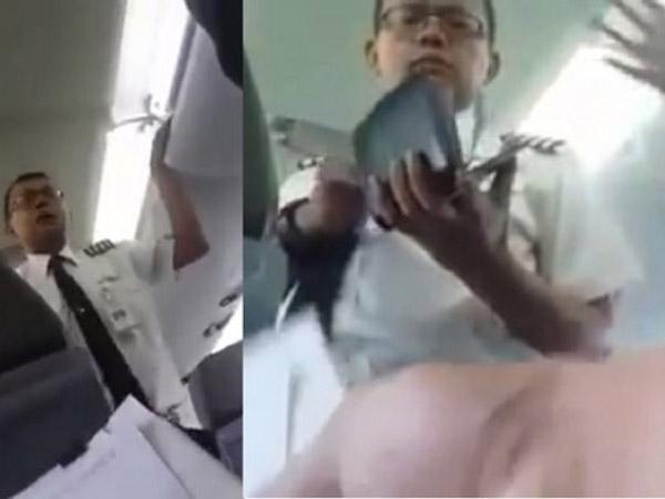 Klarifikasi Garuda Indonesia Soal Video Viral Pilotnya yang Rasis