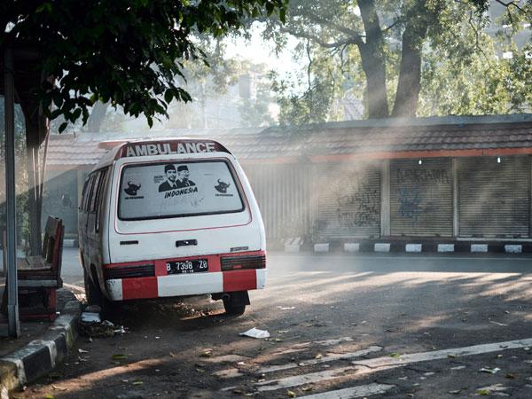 Indonesia Masuk 5 Besar Negara Penyumbang Kematian Akibat Polusi
