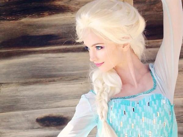 Demi Mirip 'Princess', Wanita Ini Rela Keluarkan Uang Ratusan Juta Walaupun Tanpa Operasi Plastik!