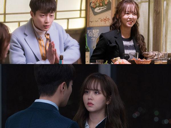 Lucunya Tingkah Kocak dan Malu-malu Pemain Drama 'Radio Romance' di Balik Layar