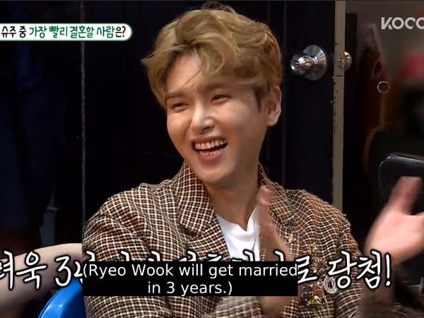 Video Ryeowook Jadi Member Super Junior Selanjutnya yang Nikah Kembali Disorot